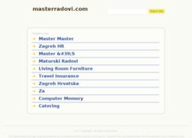 masterradovi.com