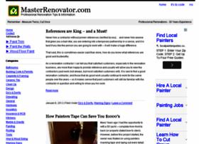 masterrenovator.com