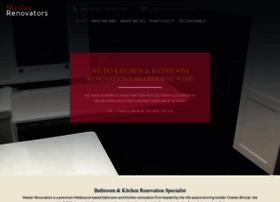 masterrenovators.com.au