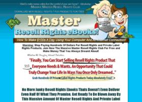 masterresellrightsebooks.com