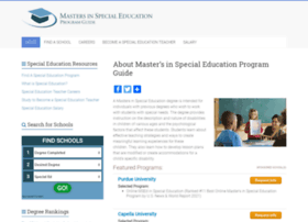 masters-in-special-education.com