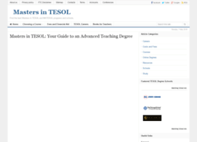 masters-in-tesol.com