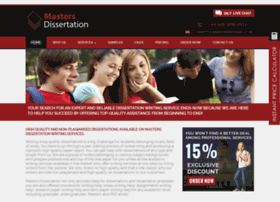 mastersdissertation.co.uk
