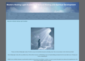 mastershealinglightacademy.com