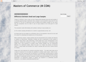 mastersincommerce.blogspot.in