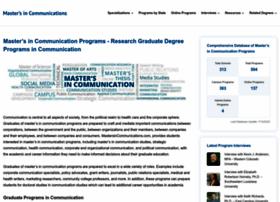 mastersincommunications.com