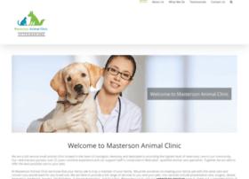 mastersonanimalclinic.com
