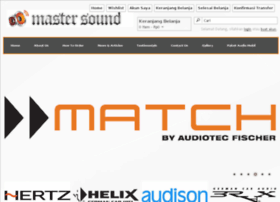 mastersound.co.id