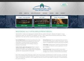 masterstaffemployment.com