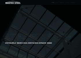 mastersteel.com