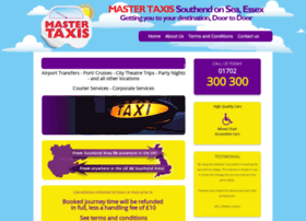 mastertaxis.co.uk