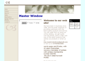 masterwindow.co.uk