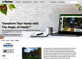 mastic.com