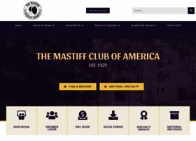 mastiff.org