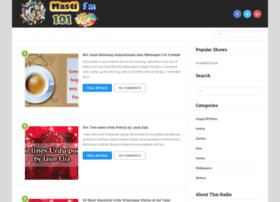 mastifm101.com