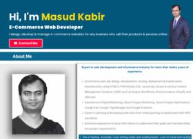 masudkabir.com
