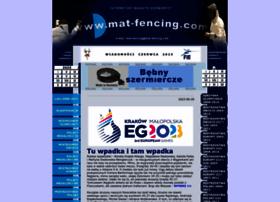 mat-fencing.com