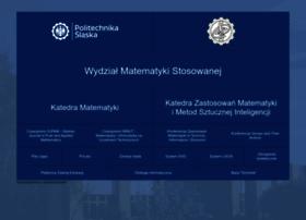 mat.polsl.pl