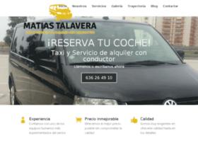 matbiker-limousines.com
