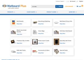 matboardplus.com