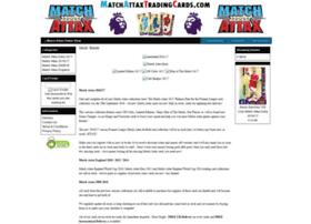 matchattaxtradingcards.com