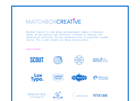 matchboxcreative.com