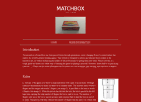 matchboxgame.co.uk
