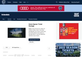 matchcenter.sportingkc.com