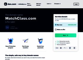 matchclass.com
