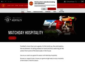 matchdayvip.manutd.com