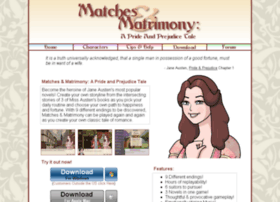 matchesandmatrimony.com