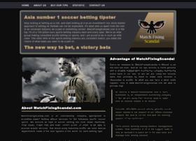 matchfixingscandal.com