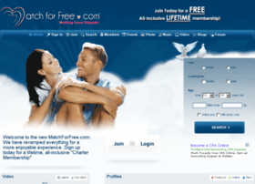 matchforfree.com