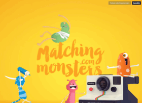 matchingmonsters.com
