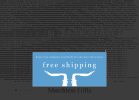matchless-gifts.com