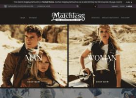 matchlesslondon.dianacorp.com