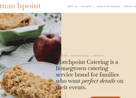 matchpointcatering.com