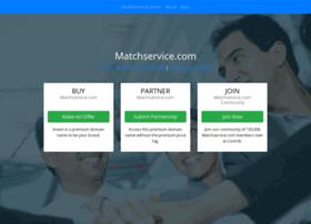 matchservice.com