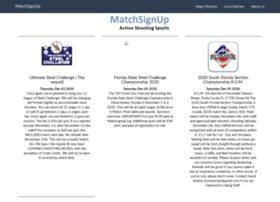 matchsignup.org