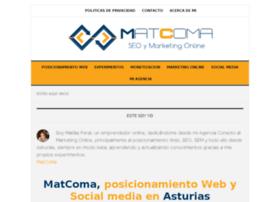 matcoma.es