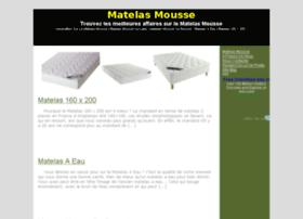 matelasmousse.org