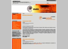 matematicalia.net
