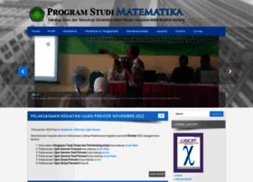 matematika.uin-malang.ac.id