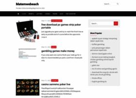 matemwebeach.com