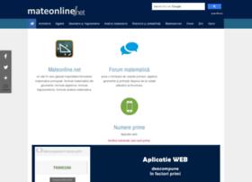 mateonline.net