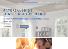 materialesdeconstruccionmarin.com