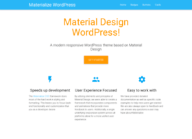materializewordpress.com