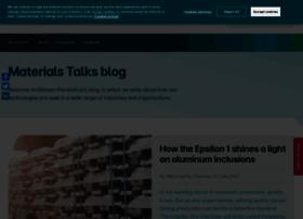 materials-talks.com