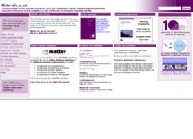 materials.ac.uk