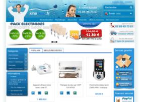 materiel-kine-physiotherapie.fr